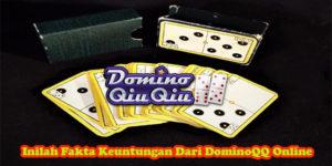 Inilah Fakta Keuntungan Dari DominoQQ Online