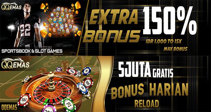 bonus ekstra casino online